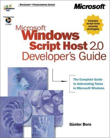 Microsoft - Windows Script Host 2.0. Developer's Guide