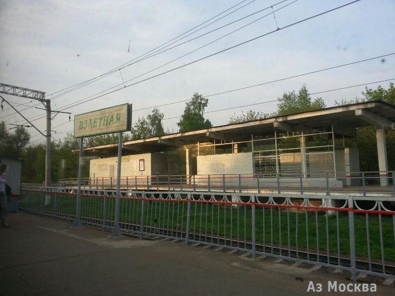 Расписание электричек Взлетная — Москва